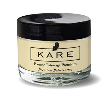 crème cicatrisante tatouage Kare